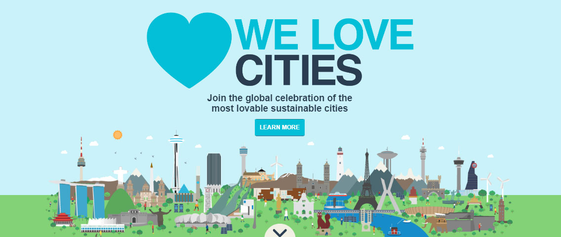 We Love Cities