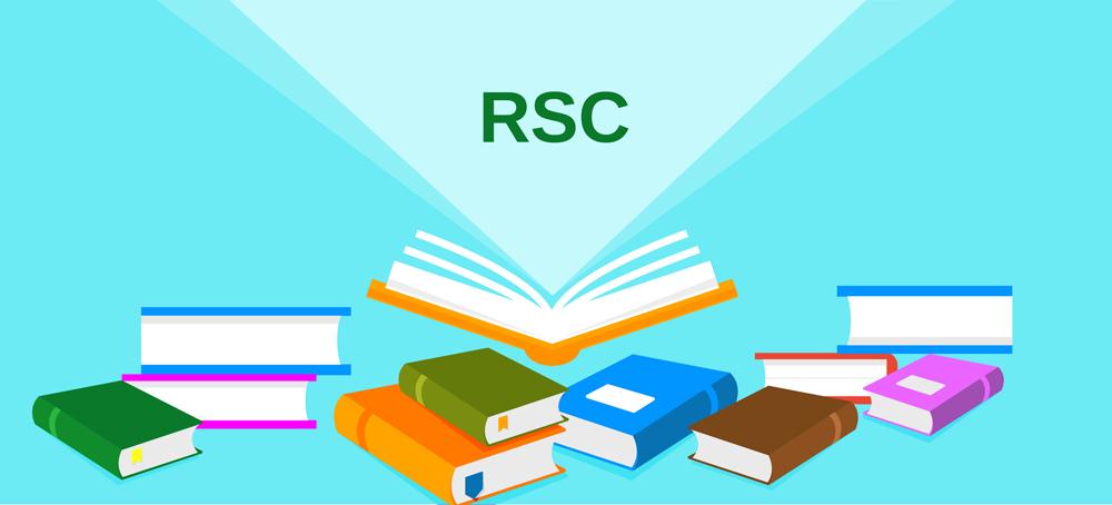 historia de la RSC