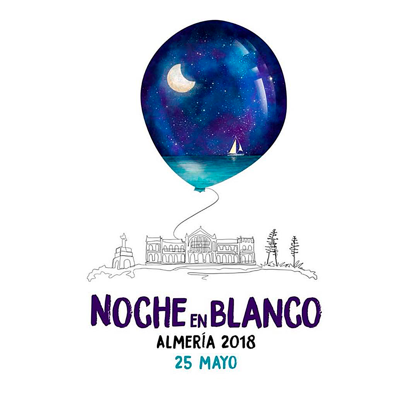 Noche en Blanco Almería 2018